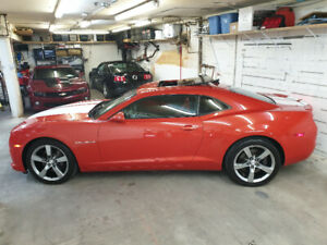 2010 Camaro 2SS 6spd Inferno Orange 51,651KM all Original