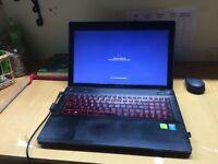Gaming laptop lenovo Y510p