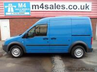 Ford Transit Connect T230 H/R SWB VAN 90PS