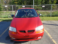 2006 Pontiac Wave FULL OPTIONS ,NO RUST ,NO PREVIOUS PAINTING