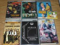 7 films UMD et 1 jeux pour console Sony PSP