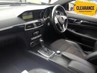 2011 MERCEDES BENZ C CLASS C220 CDI BlueEFF AMG Sport Edition 125 2dr Auto