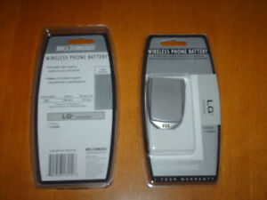 LG Model VX6000 Phone Batteries - New