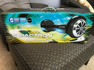 MINT CONDITION SWAGTRON T3 HOVERBOARD FOR SALE