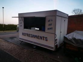 Cartering trailer