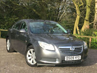 Vauxhall/Opel Insignia 2.0CDTi 16v ( 130ps ) 2009 EXECUTIVE SE PX SWAP FINANCE