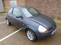 2007 (07) FORD KA 1.3 ZETEC CLIMATE COLOUR CODED AIR CON 70,000 MILES
