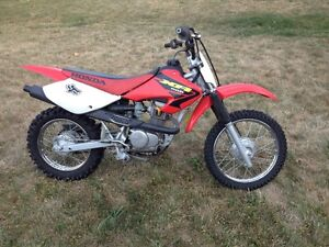 2003 Honda XR80 with Ownership