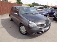 2002 Renault Clio 1.2 16v Expression
