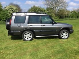 Land Rover discovery td5 ES premium auto 7seats