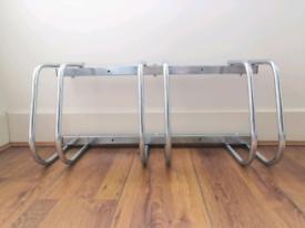 Floor / Wall Mount Bicycle Rack