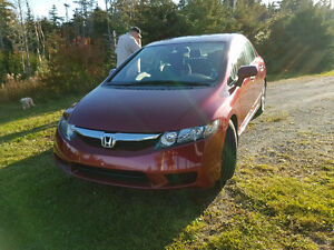 2009 Honda Civic in excelente condition