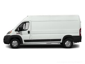 2015 Ram ProMaster   Cargo Van High Roof WB 159 Pwr Group  $249.
