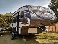 Caravane a sellette PUMA 2014 ( Fifth Wheel )