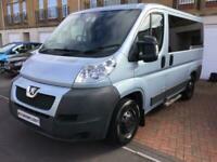 Peugeot BOXER 333 L1, 6 Travel Seats, 4 Berth Campervan, Racevan