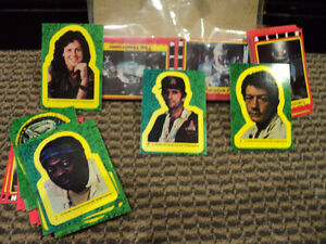 1979 Topps Alien Card Set with Stickers
