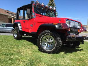 1992 Jeep Autre Autre