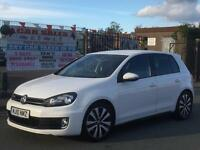 VOLKSWAGEN GOLF GTD 2.0TDI 170 5DR 2010 ***LOW 94,284 MILES ***1 PREVIOUS OWNER