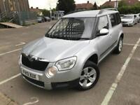 2013 (13) Skoda Yeti 1.4 TSI S SUV 5dr Petrol 6 Months Warranty Included