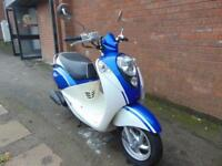 2016(66) SYM MIO 50CC LEARNER LEGAL SCOOTER