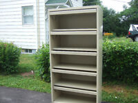 5 DRAWER SHELVING UNIT ONLY $54.50