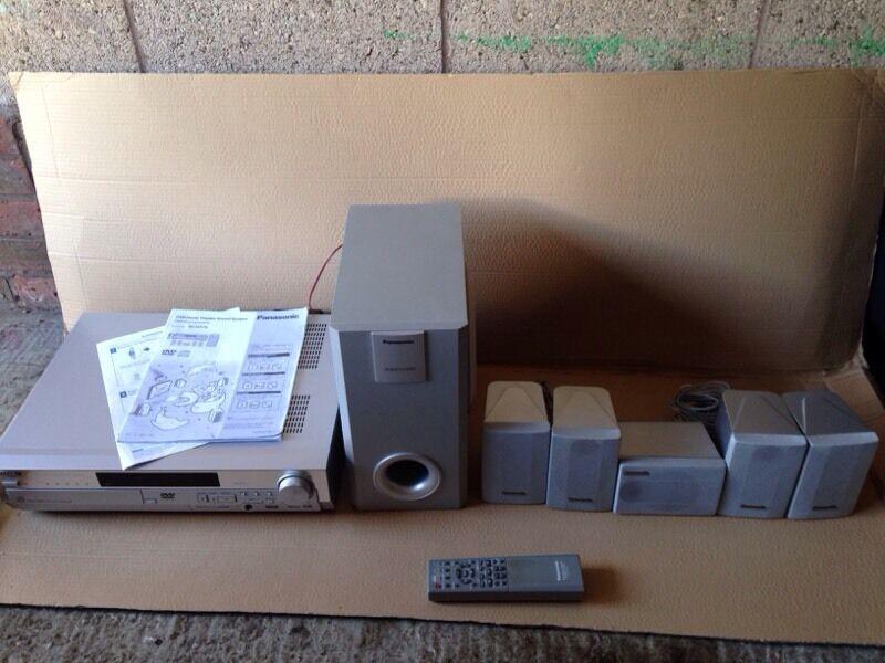 Panasonic Home Cinema Surround Sound System In Aldershot