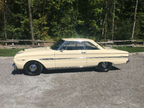 1963 Ford Falcon Coupe (2 door)