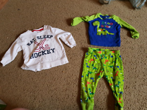 Lot of boy 12-18 month clothing
