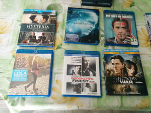 Blu Ray Bundle:Prometheus, Flowers of was, Hysteria etc. Gatineau Ottawa / Gatineau Area image 1
