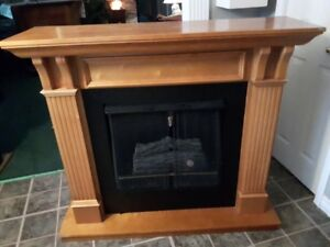 Gel Fuel Fireplace