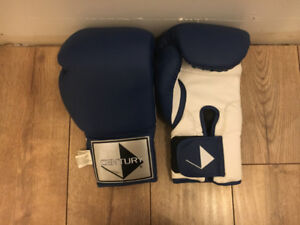 Boxing Gloves and Head Gear
