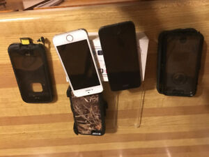 Two iPhone 5s for sale