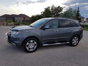 2008 Acura MDX Technology SUV, Crossover