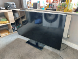 """55"""" HD 3D tv"""