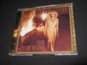Miranda Lambert, Four The Record  Deluxe Limited Edition CD+DVD