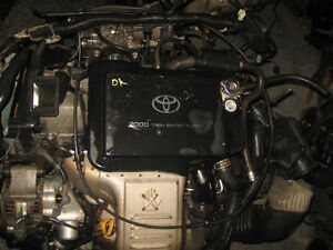 94 99 TOYOTA CELICA 3SGTE ST205 TURBO ENGINE JDM 3SGTE MOTOR