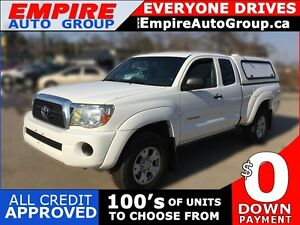 2011 TOYOTA TACOMA V6 | 4WD | POWER WINDOWS