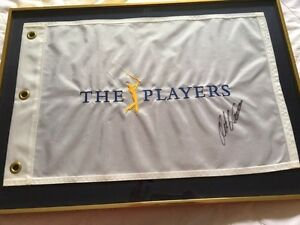 Players golf tournament - pin flag - Gossen's - REDUCED !!! London Ontario image 1