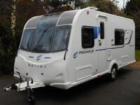 2017 Bailey Pegasus Modena Stunning One Owner 4 Berth in Excellent Condition