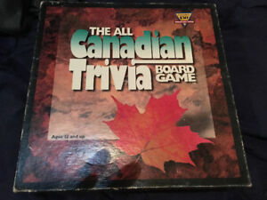 the all canadian trivia