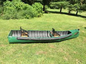 Radisson Aluminum Canoe