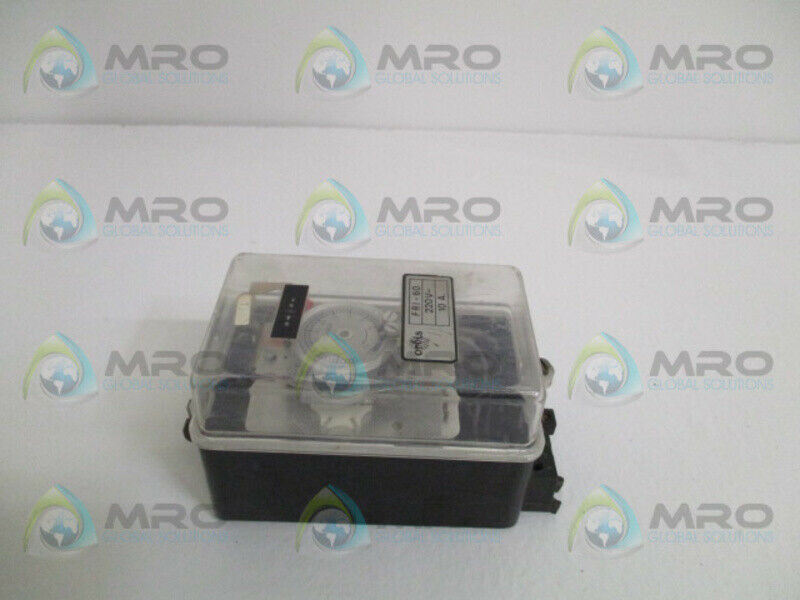 ORBIS FRI-60 TIMER 0-50 MIN. (AS PICTURED) *USED*