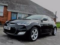 2013 Hyundai Veloster 1.6 GDi 2dr