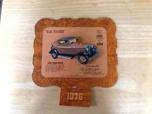 17 antique automotive calendars Kitchener / Waterloo Kitchener Area image 9