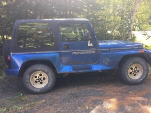 1994 Jeep Renegade Other