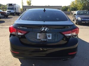 2016 HYUNDAI ELANTRA GLS * 1OWNER * REAR CAM * BLUETOOTH * SUNRO London Ontario image 5