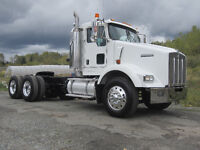 2007 Kenworth T800 HEAVY SPEC Tractor - RUNS & LOOK AWESOME