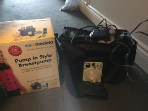 Medela double breast pump  West Island Greater Montréal image 1