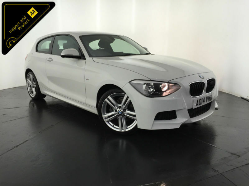 2014 BMW 120D M SPORT 3 DOOR HATCHBACK 184 BHP 1 OWNER FINANCE PX WELCOME