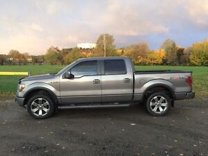 2011 Ford F-150 - 4*4 - Fx4 - certified